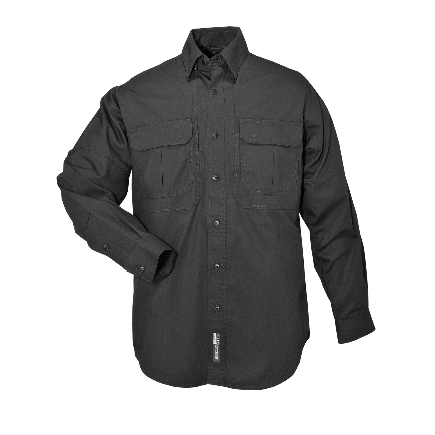 5.11 Tactical Cotton Canvas Long Sleeve Shirt