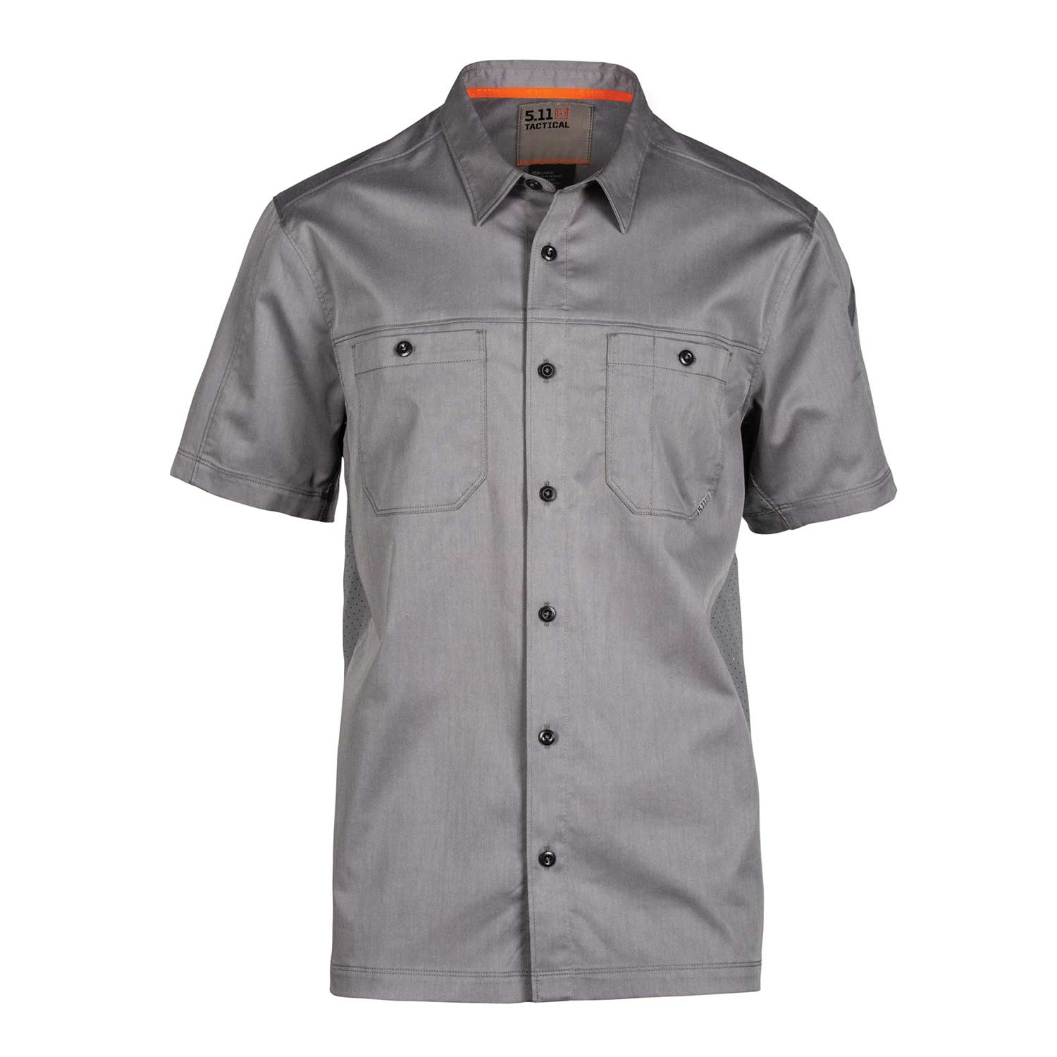 bc80a93a43502 5.11 Tactical Flex-Tac Twill Short Sleeve Shirt