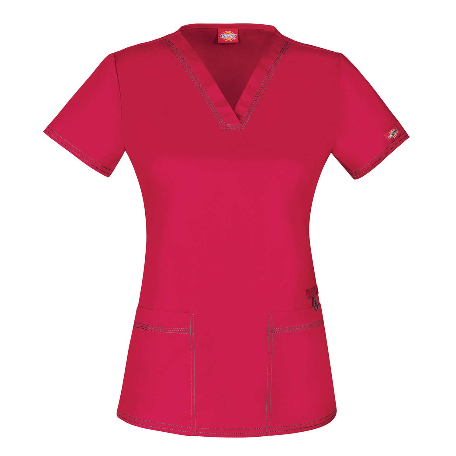 Dickies Women's Gen Flex V-Neck Scrub Top