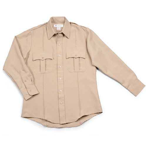 Liberty Long Sleeve Polyester Uniform Shirt