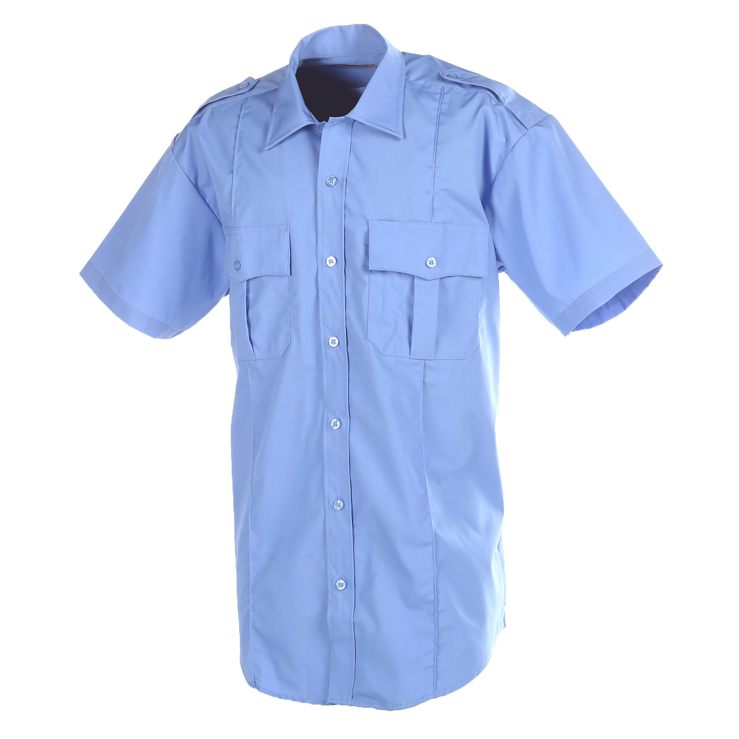 DutyPro Short Sleeve Poly Cotton Military Style Shirt