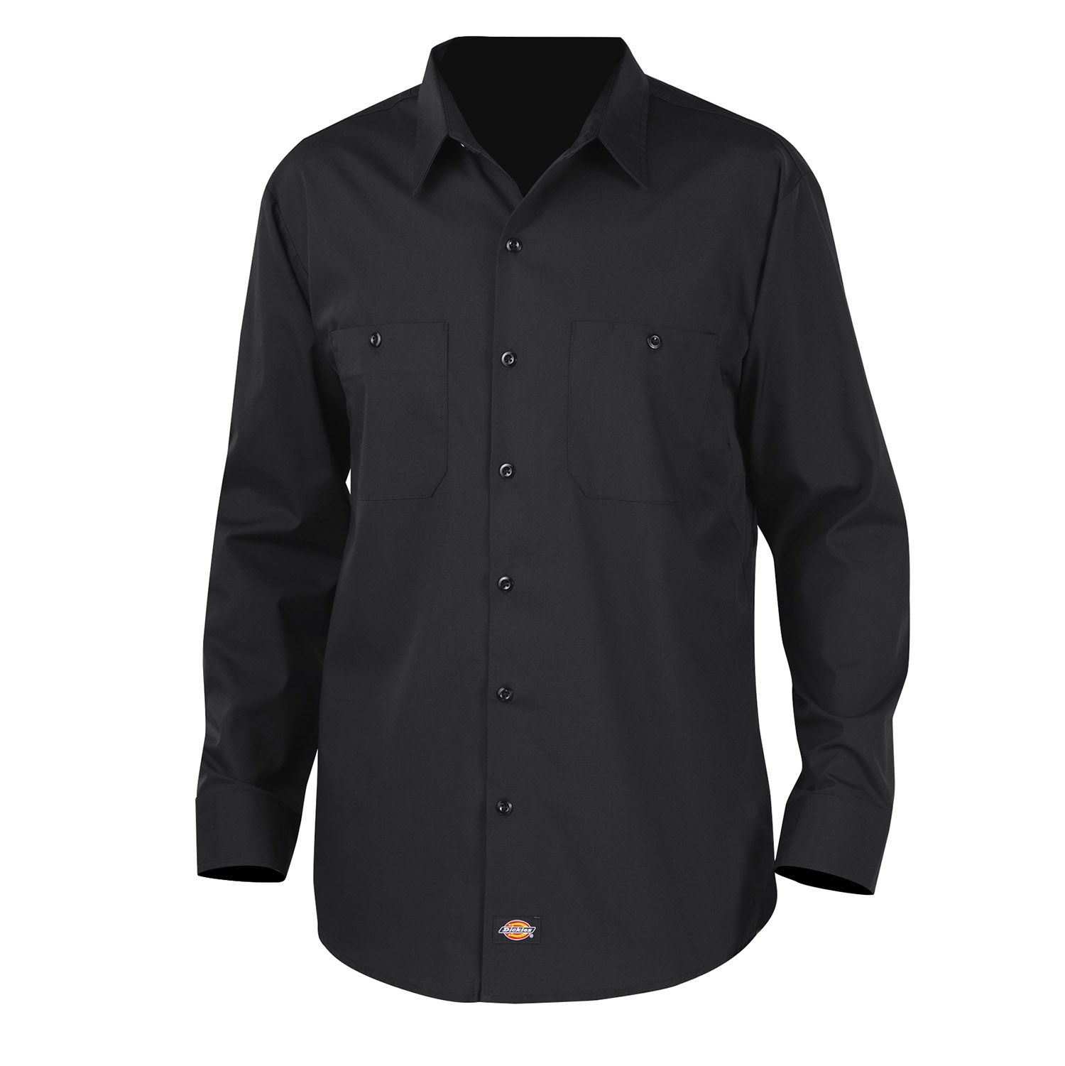 Dickies WorkTech Long Sleeve Premium Ventilated Performance