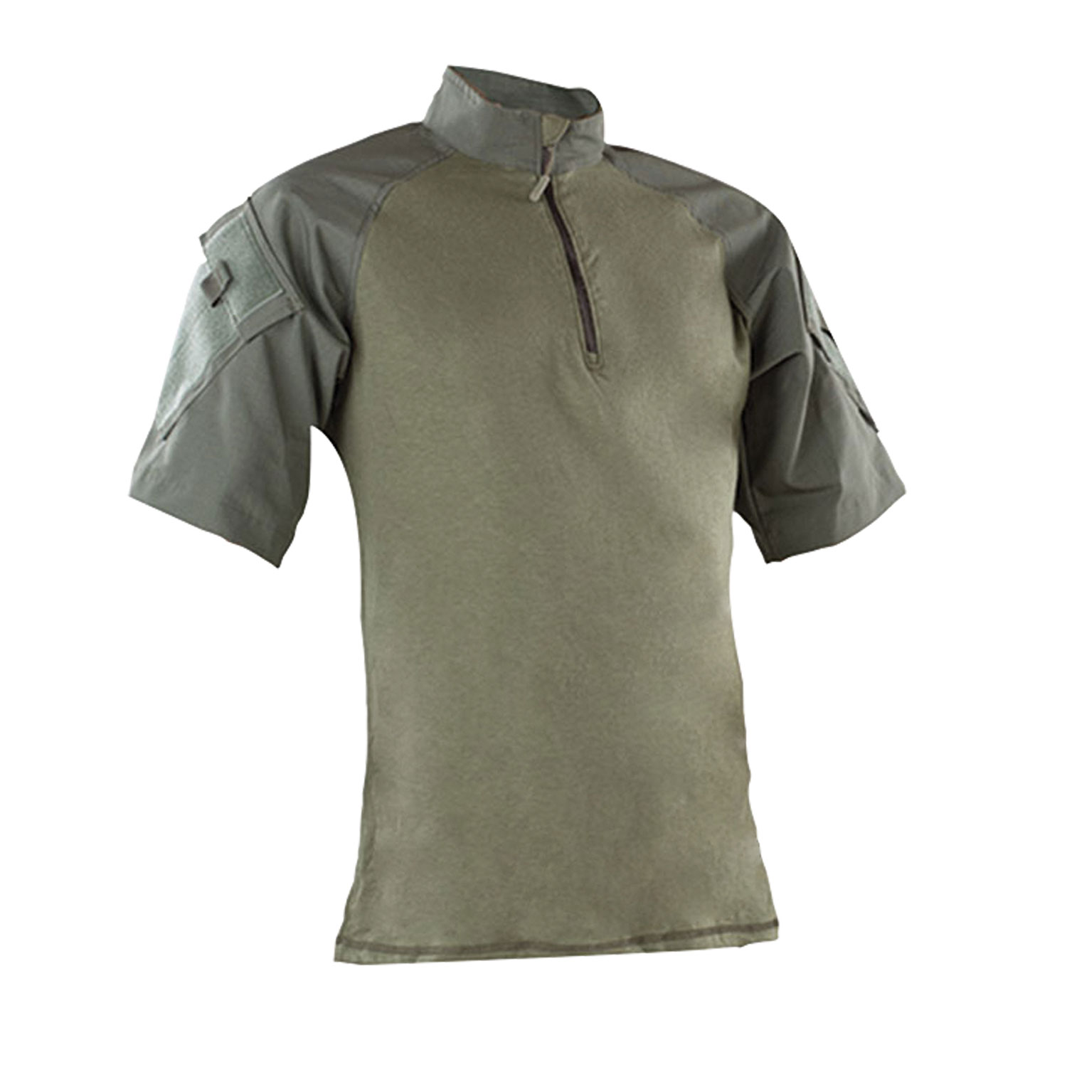 Tru-Spec Short Sleeve Poly Cotton Ripstop Combat Shirt