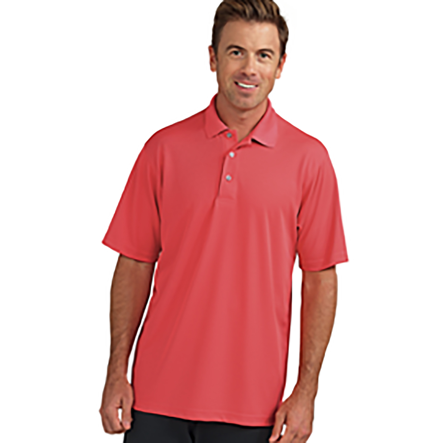 Century Place Paragon Saratoga 30 Plus UPF Mens Short Sleeve