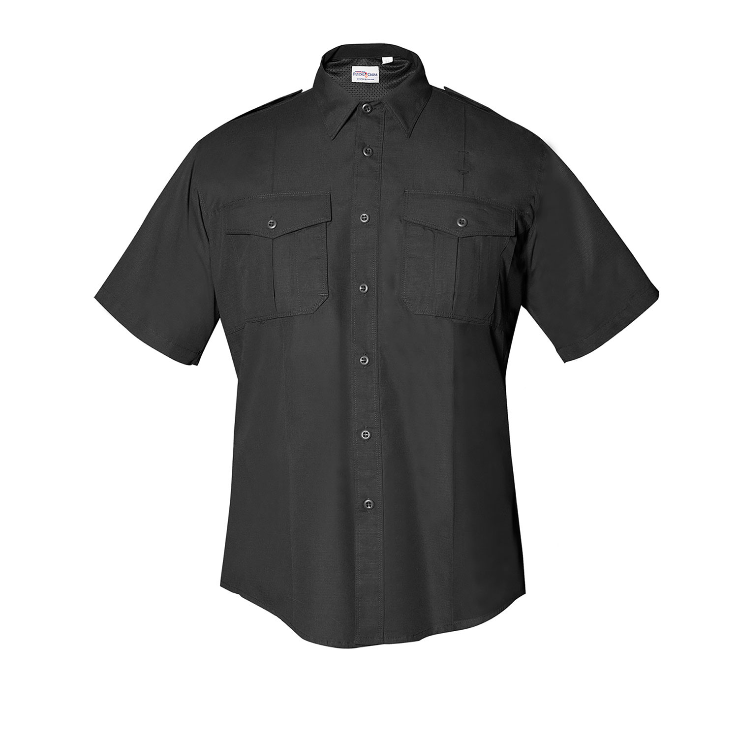 Flying Cross Cross Fx Class B Style Short Sleeve Shirt by Fl