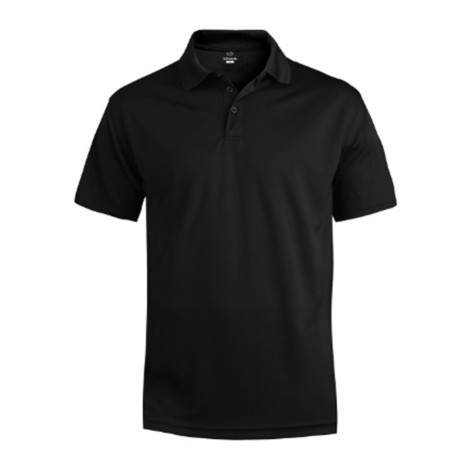 Edwards Mens Performance Flat Knit Short Sleeve Polo