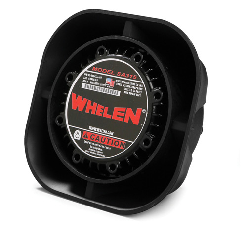 Whelen Engineering Compact Speaker
