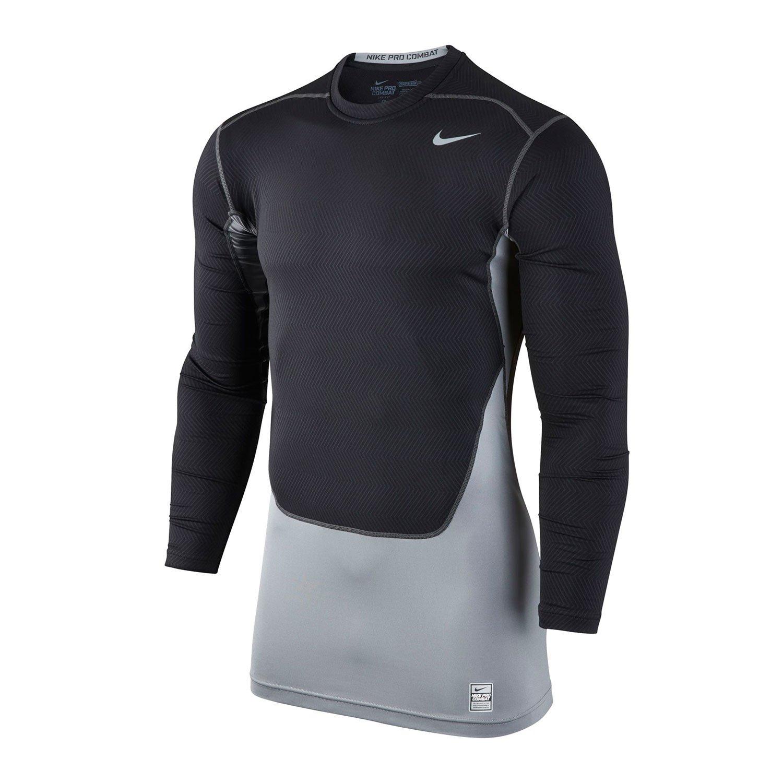 Nike Mens Hyperwarm Lite Compression Shirt