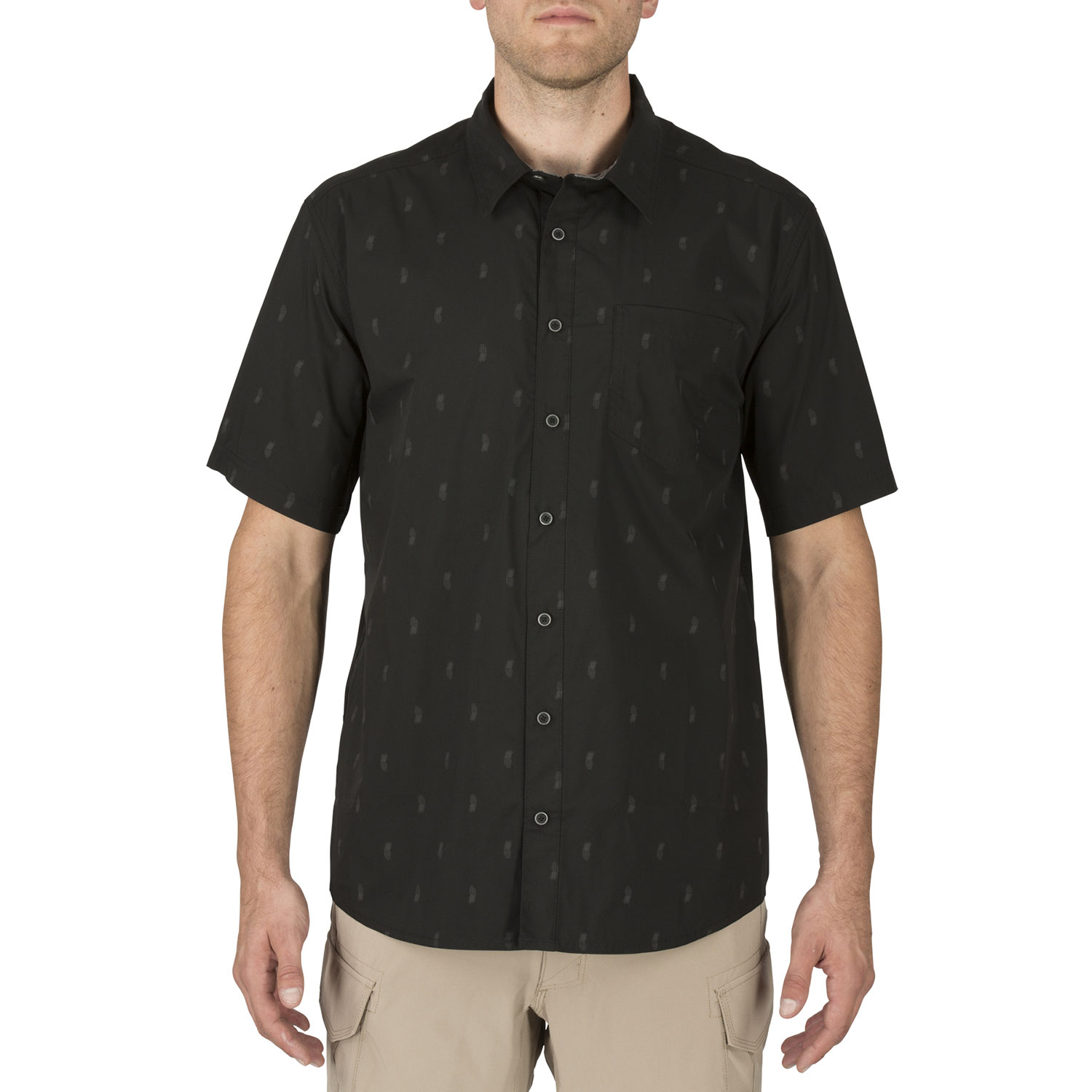5.11 Tactical Five-O Covert Short Sleeve Shirt