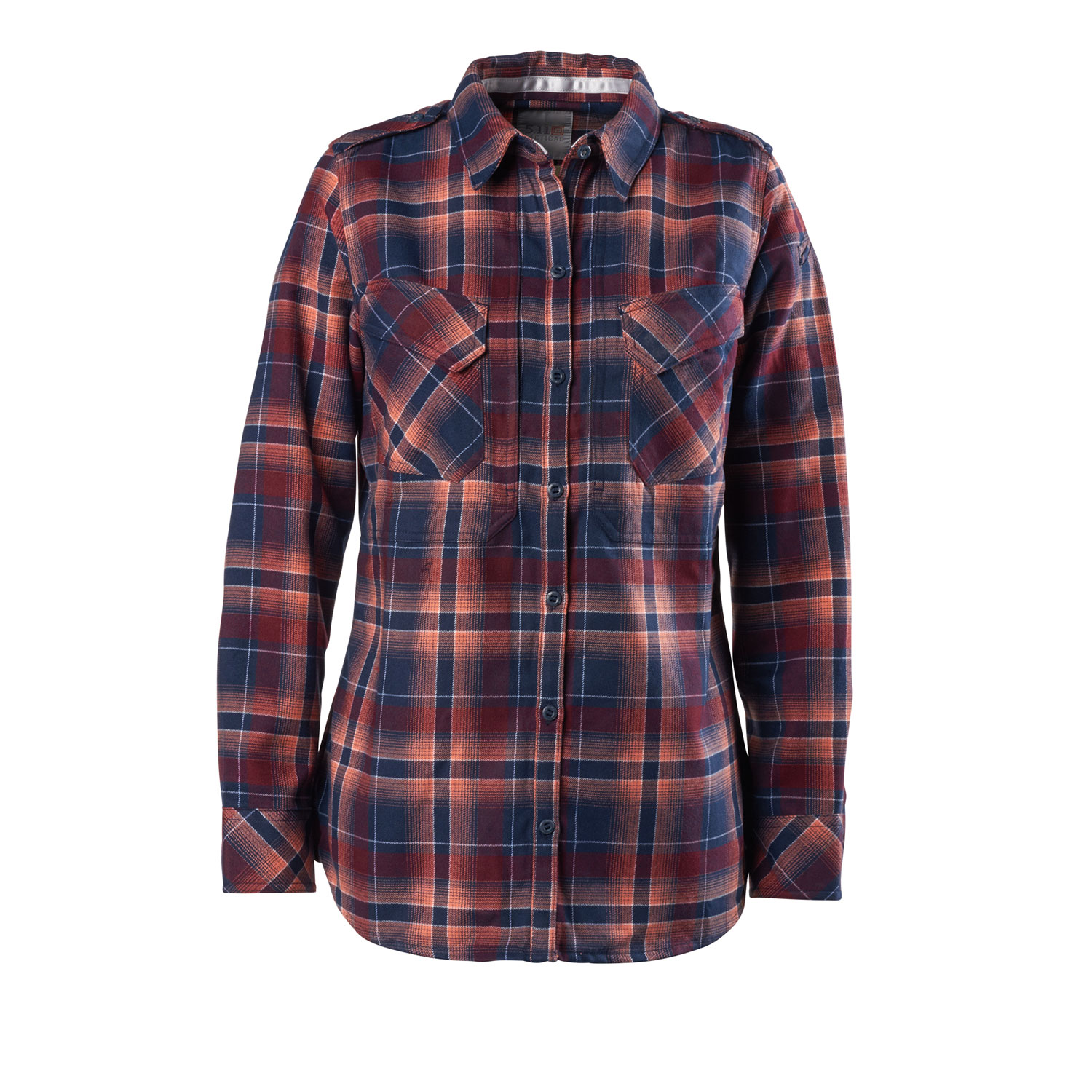 5.11 Women's Heartbreaker Flannel Shirt