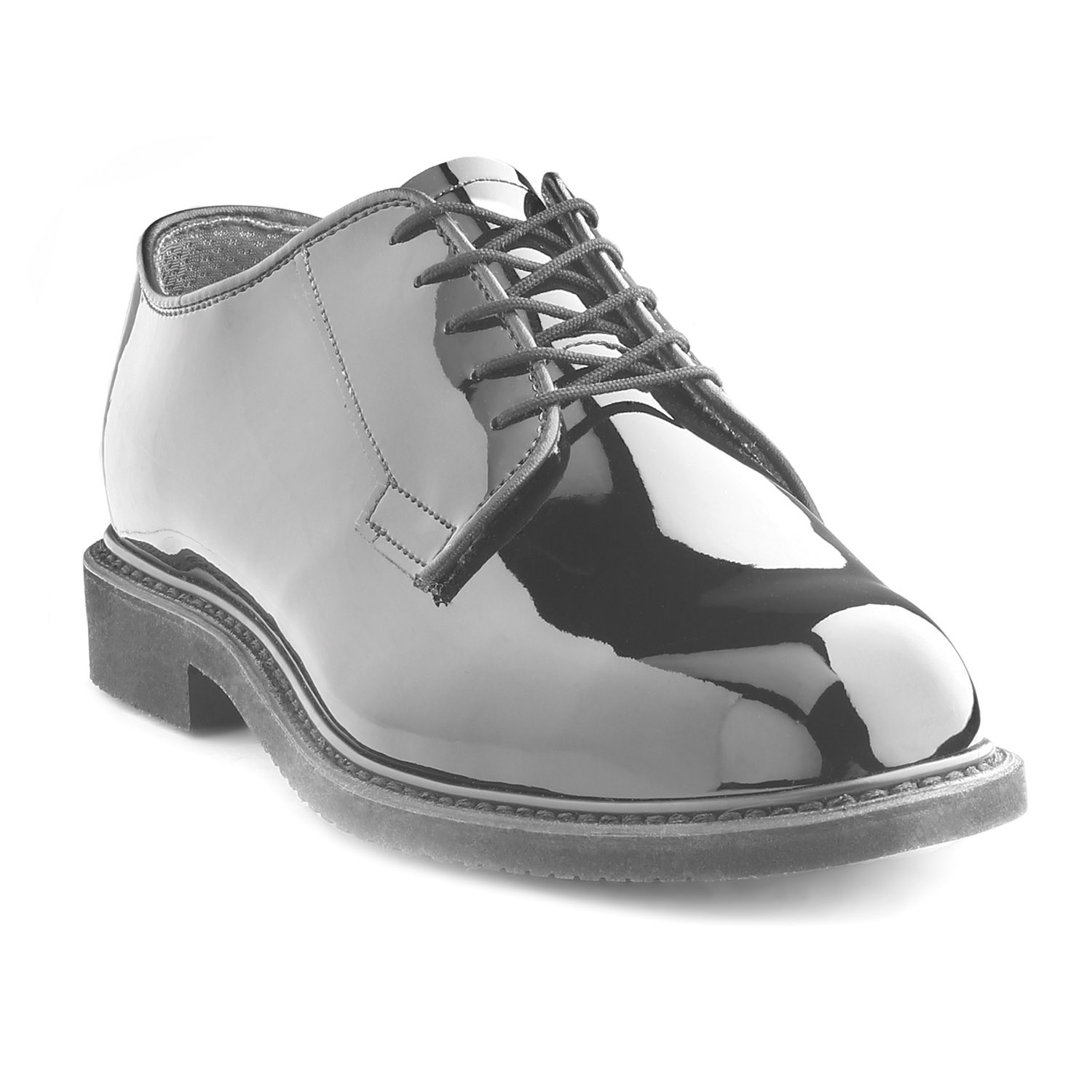Bates Lites Hi Gloss Oxfords