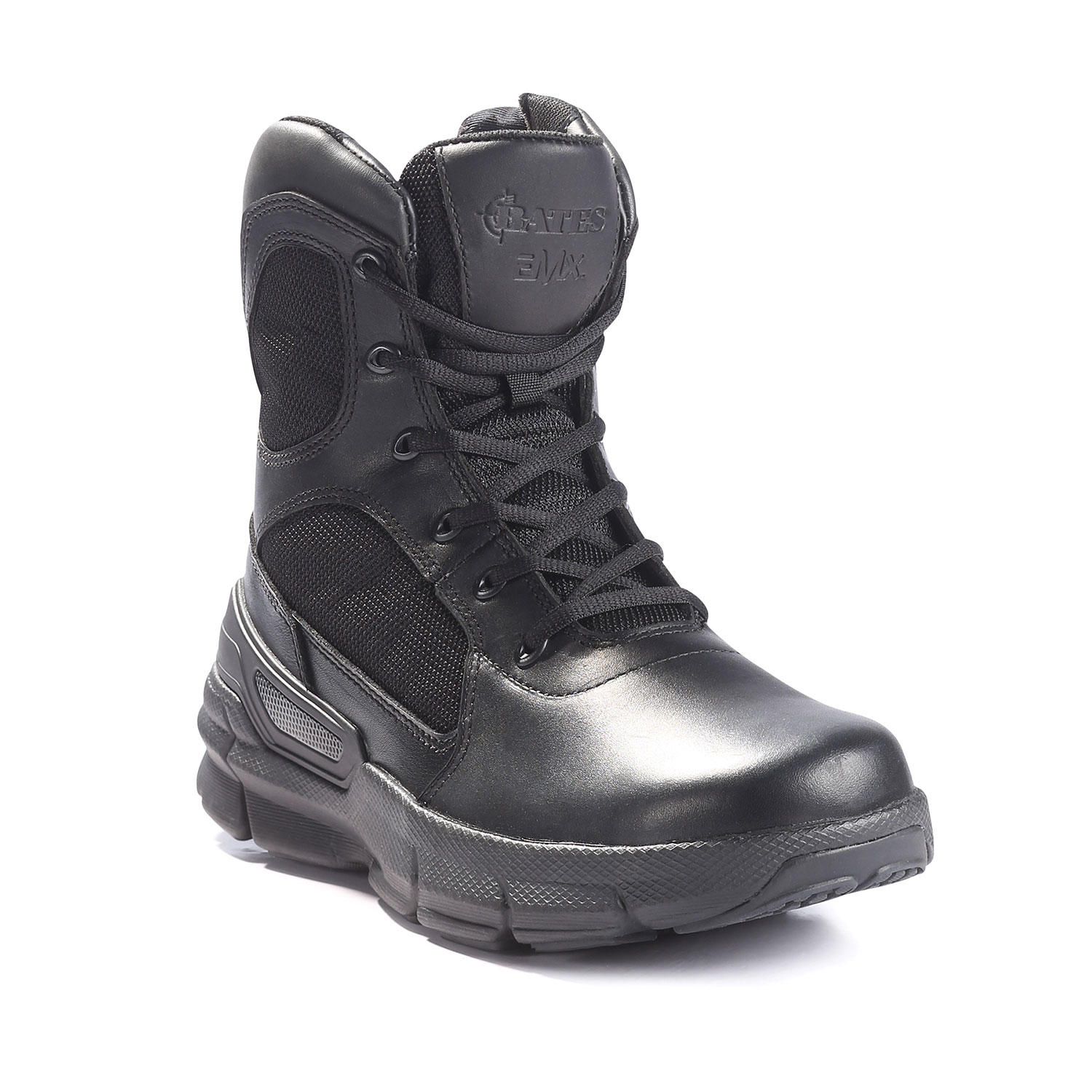 "Bates Charge 8"" Side Zip Boot with EMX Technology"