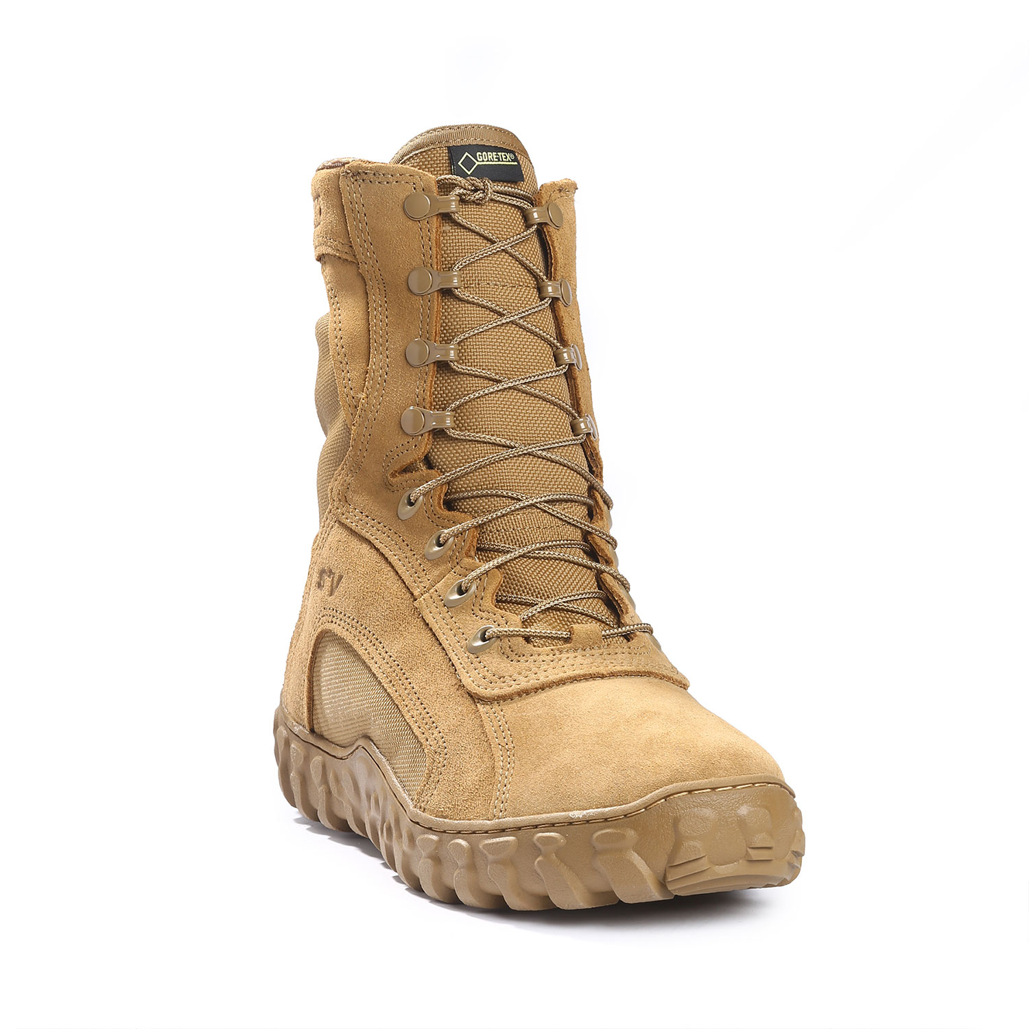 Rocky S2v Gore Tex Waterproof 400g Insulated Military Boot