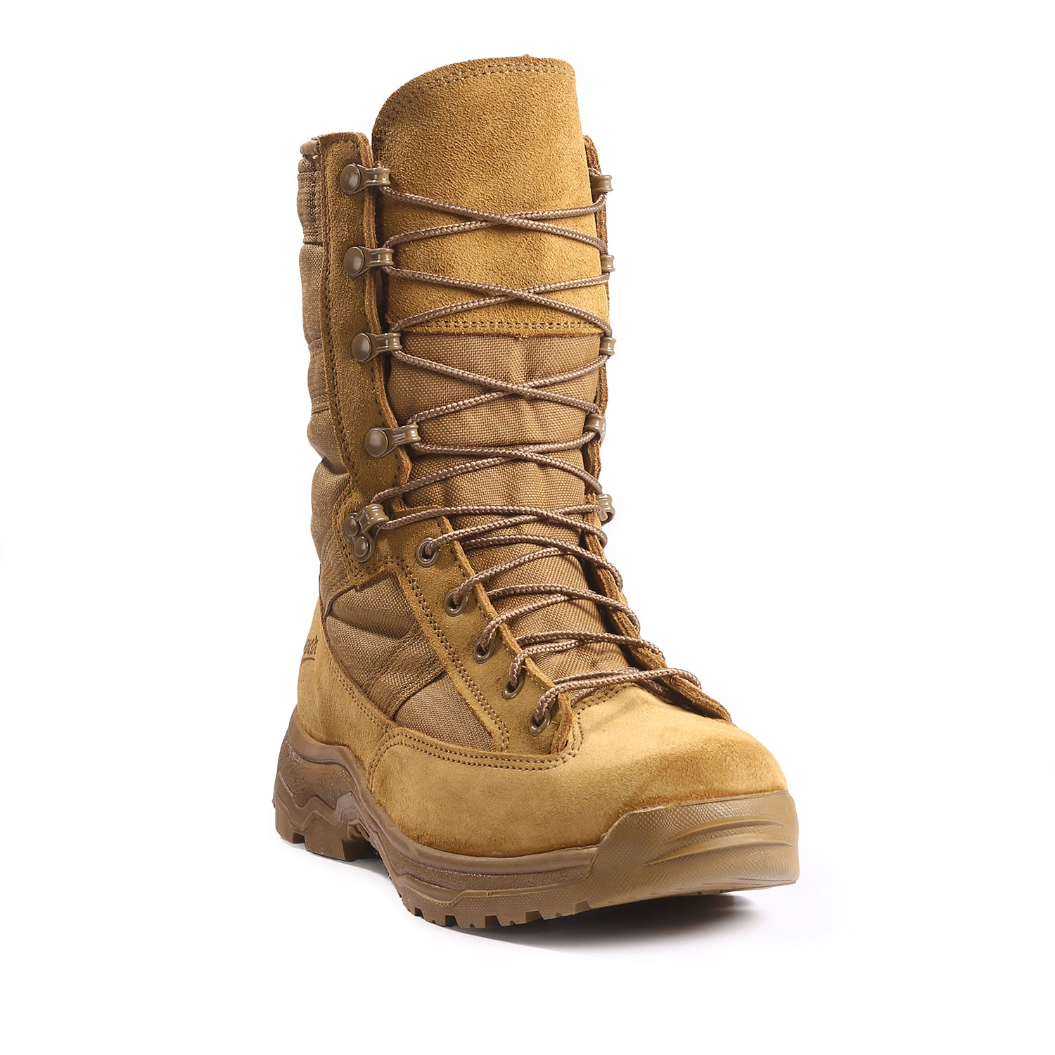 "fa2c69a0633 Danner Reckoning Coyote Hot 8"" Duty Boot."