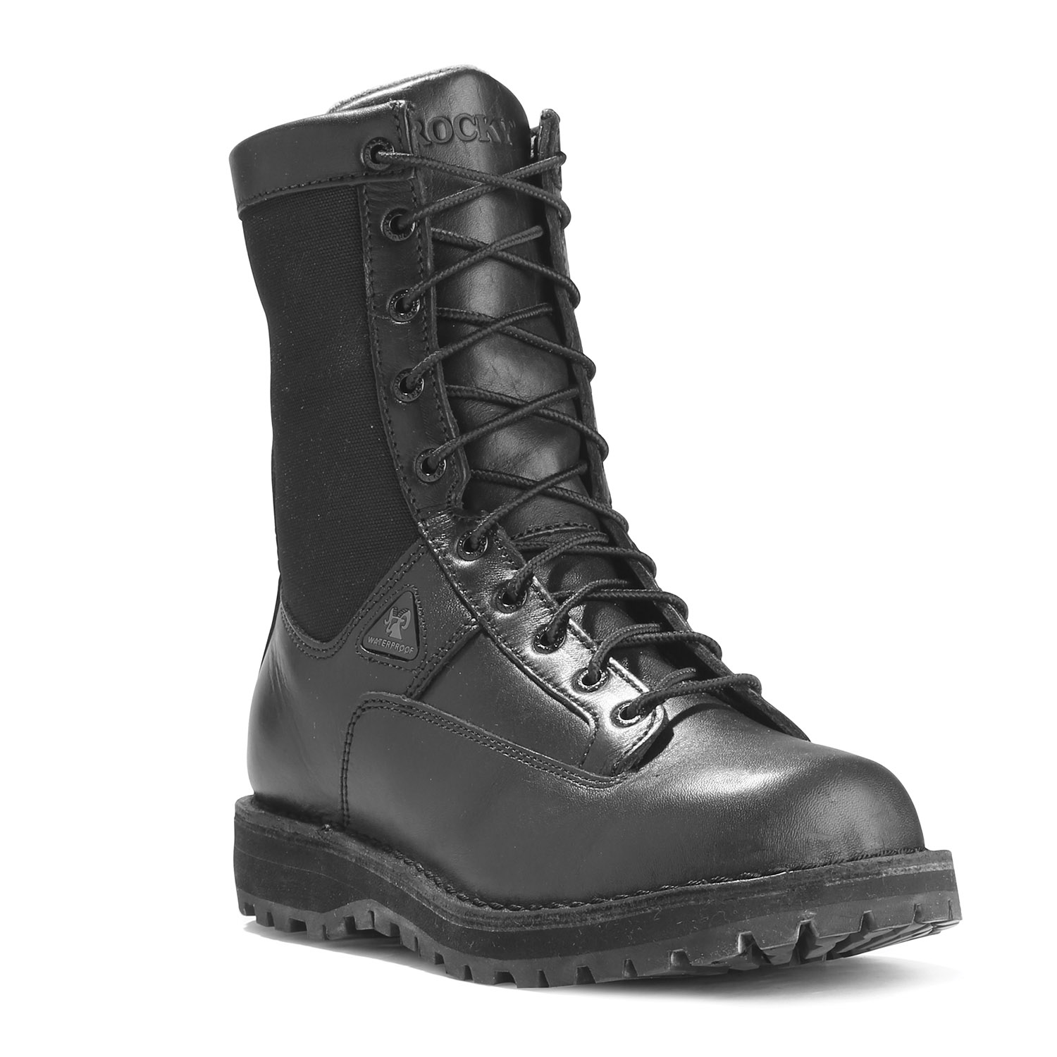 "Rocky 8"" Portland Waterproof Boot"