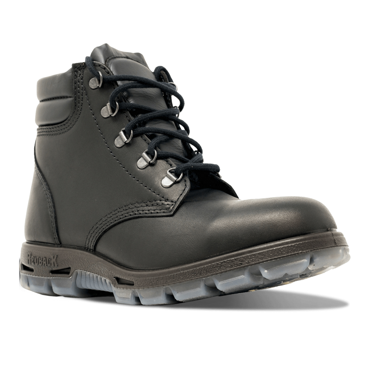 Redback Outback Steel Toe Boots.