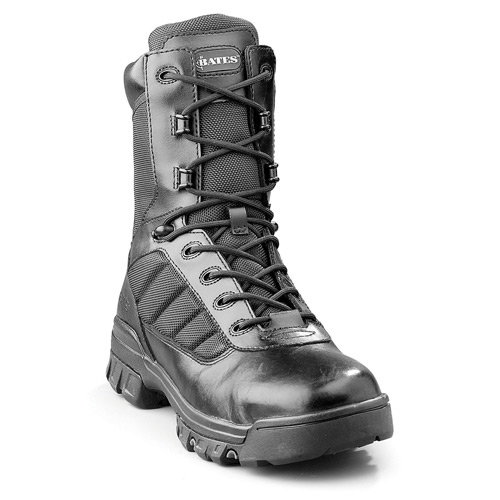 "Bates 8"" Tactical Sport Zipper Boot"