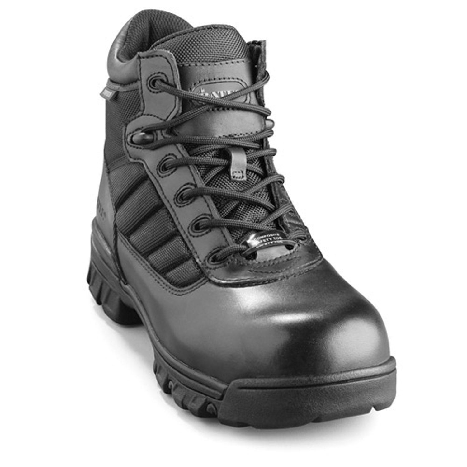 "Bates 5"" Tactical Sport Zipper Composite Toe Boot"