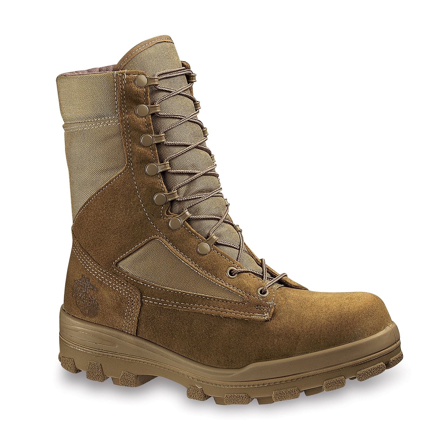 Bates USMC DuraShock Steel Toe Hot Weather Boot