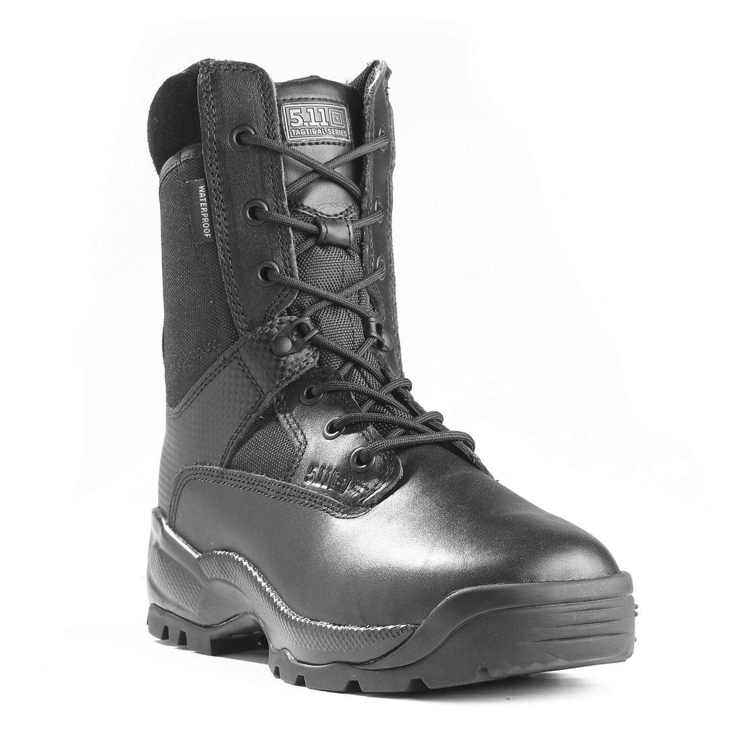 "5.11 Tactical 8"" ATAC Storm Zipper Waterproof Boot"