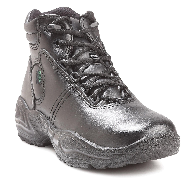 erstklassiges echtes heißer verkauf billig exquisiter Stil Reebok Women's Postal Certified Leather Chukka Boot.