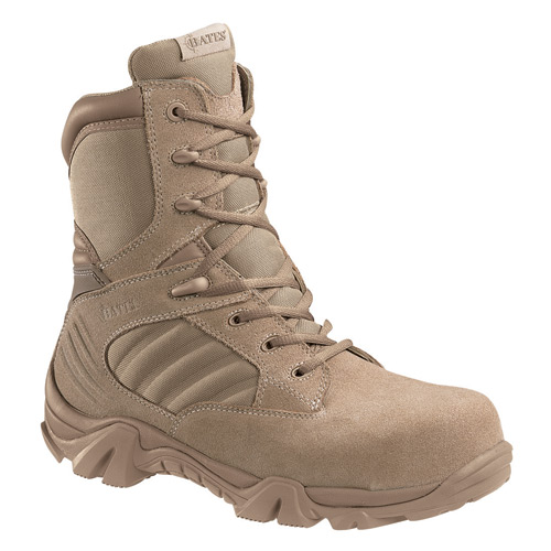 Bates GX-8 Desert Side Zip Composite Toe Boot