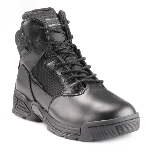 "Magnum 6"" Stealth Force Side Zipper Boot"