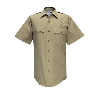 Flying Cross California Highway Patrol Short Sleeve Tropial