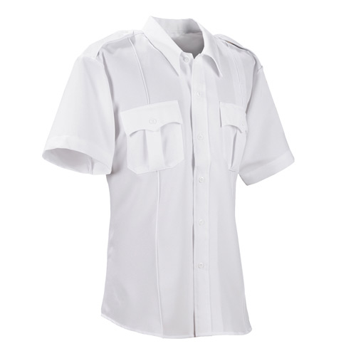 DutyPro Poly/Cotton Military Style Women's Short-Sleeve Shir