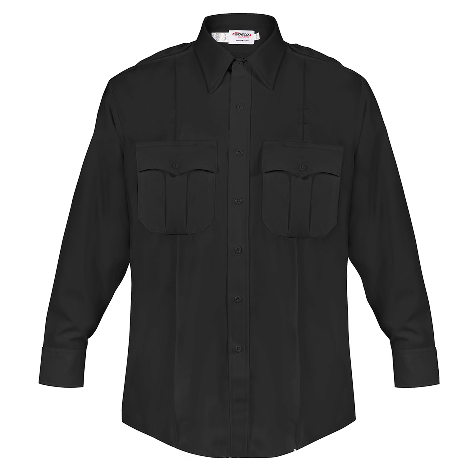 Elbeco Classic Duty Maxx Men's Long-Sleeve Shirt