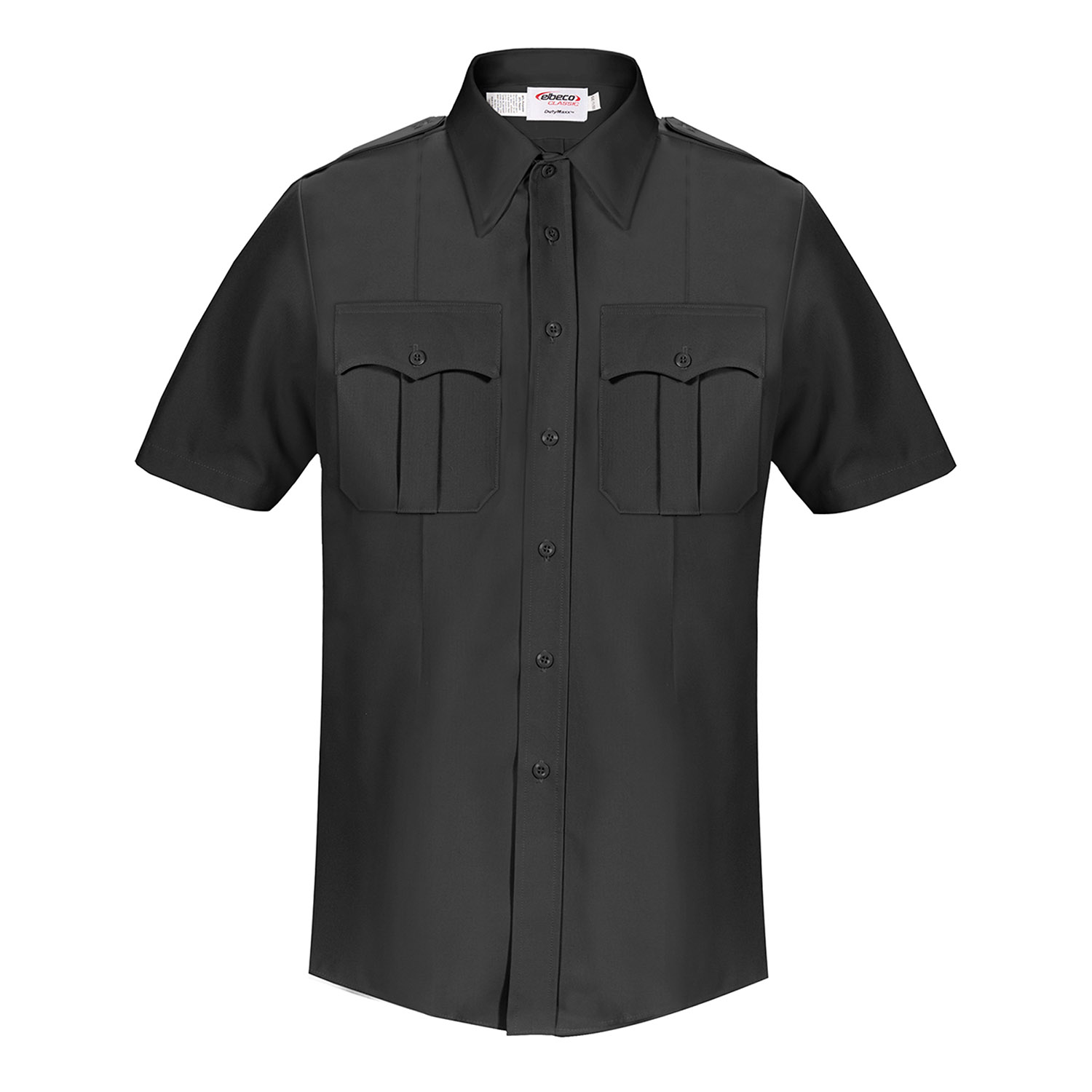 Elbeco Classic Duty Maxx Men's Short-Sleeve Shirt