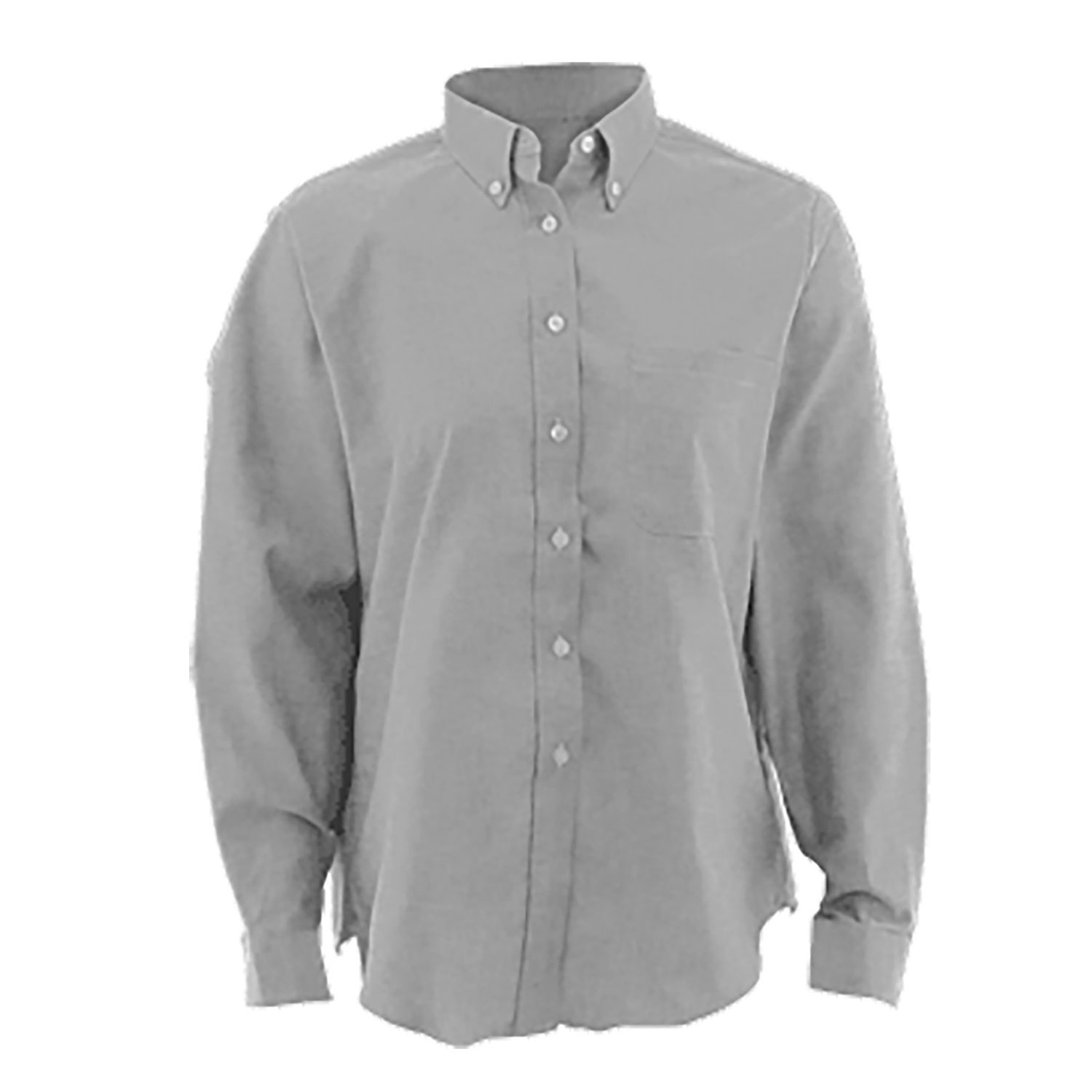 Edwards Garments Ladie's Long Sleeve Oxford Shirt