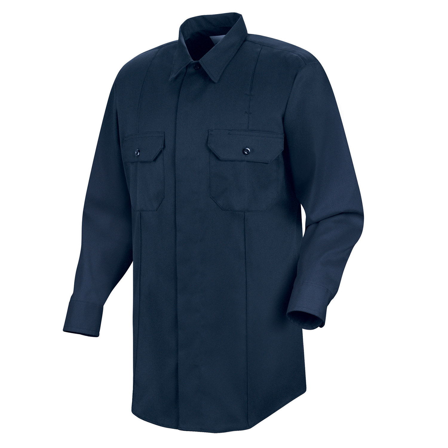 Horace Small First Call Concealed Button Long Sleeve Shirt