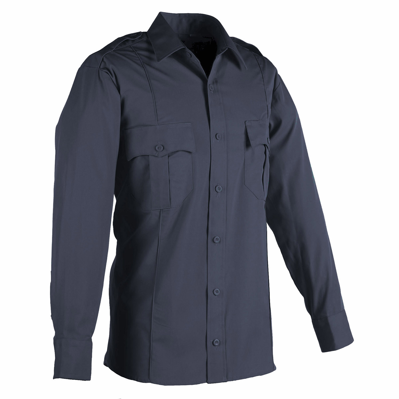 131ff24b LawPro Poly Cotton Long Sleeve Premium Shirt