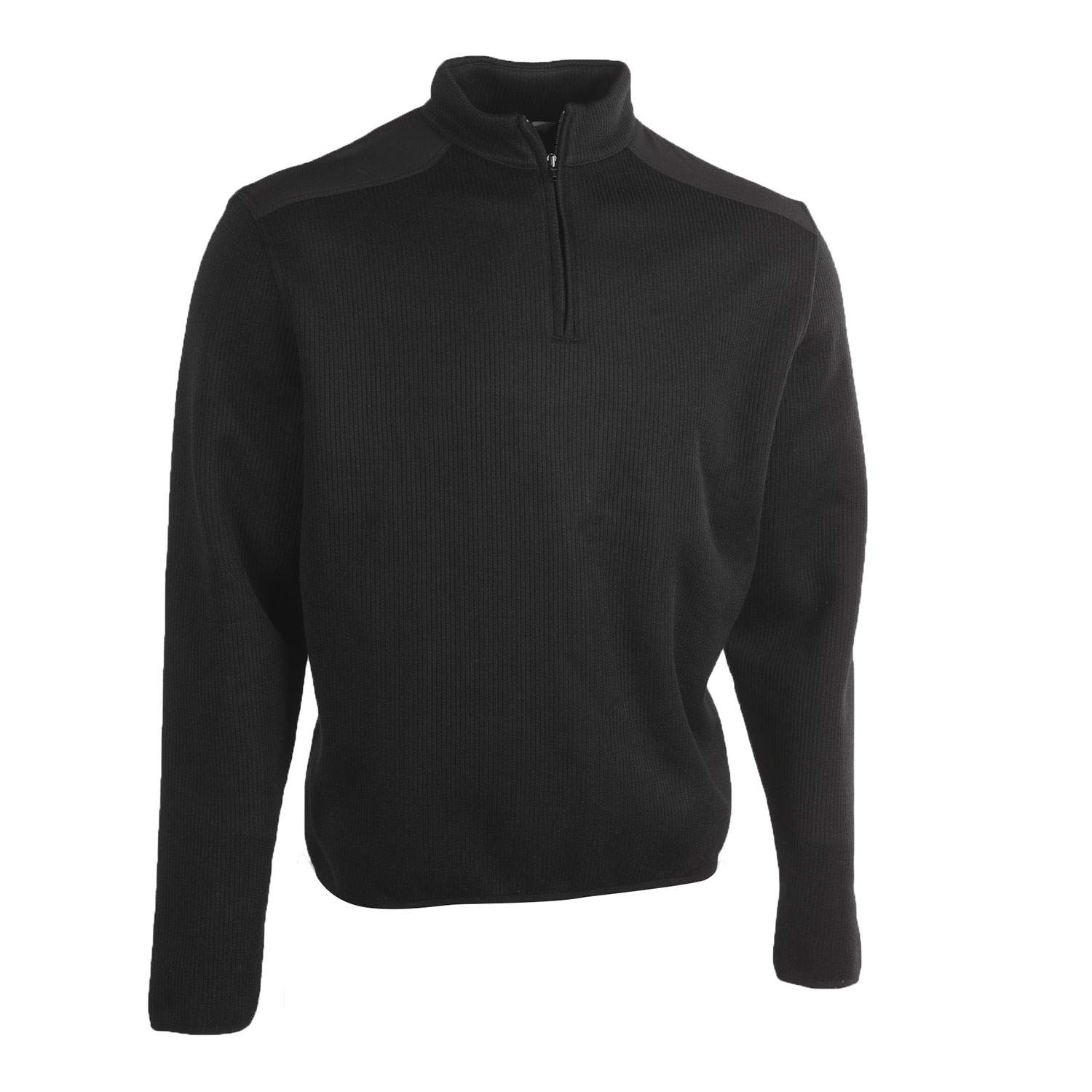 Flying Cross Quarter Zip Fleece Sweater