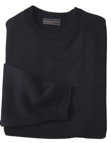 Edwards Crew Neck Pull-over Acrylic Sweater