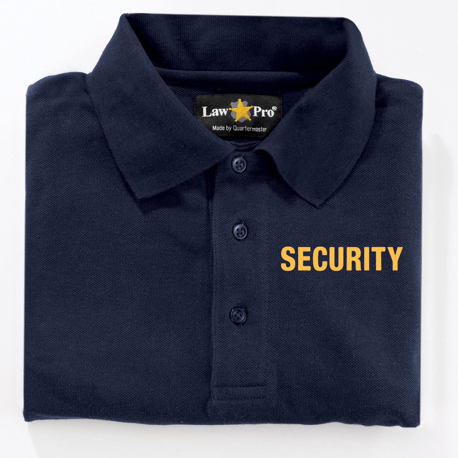 LawPro Security Silk Screened Women's Polo