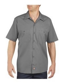 Dickies Cotton Short Sleeve Work Shirt