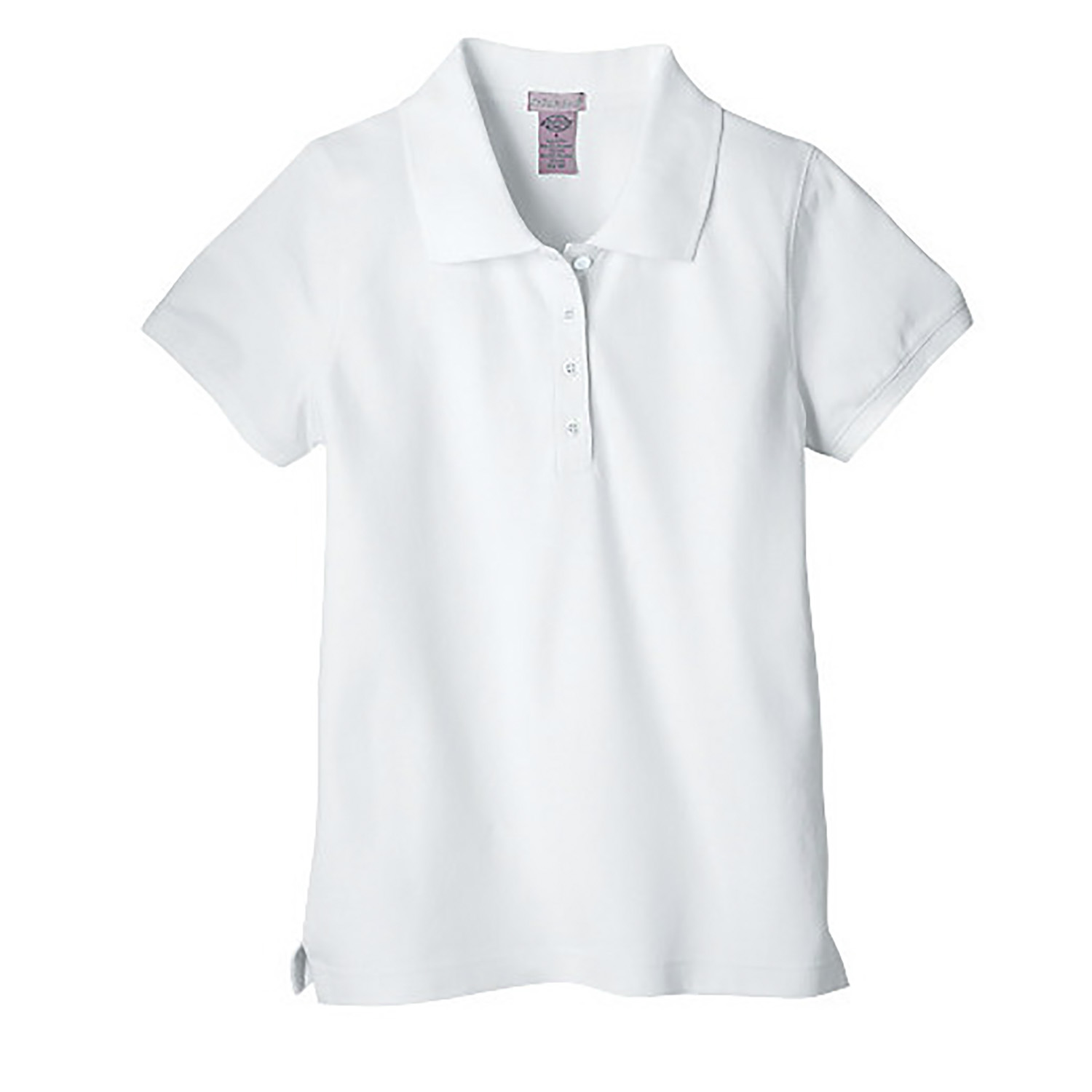 Dickies Junior Stretch Pique Polo