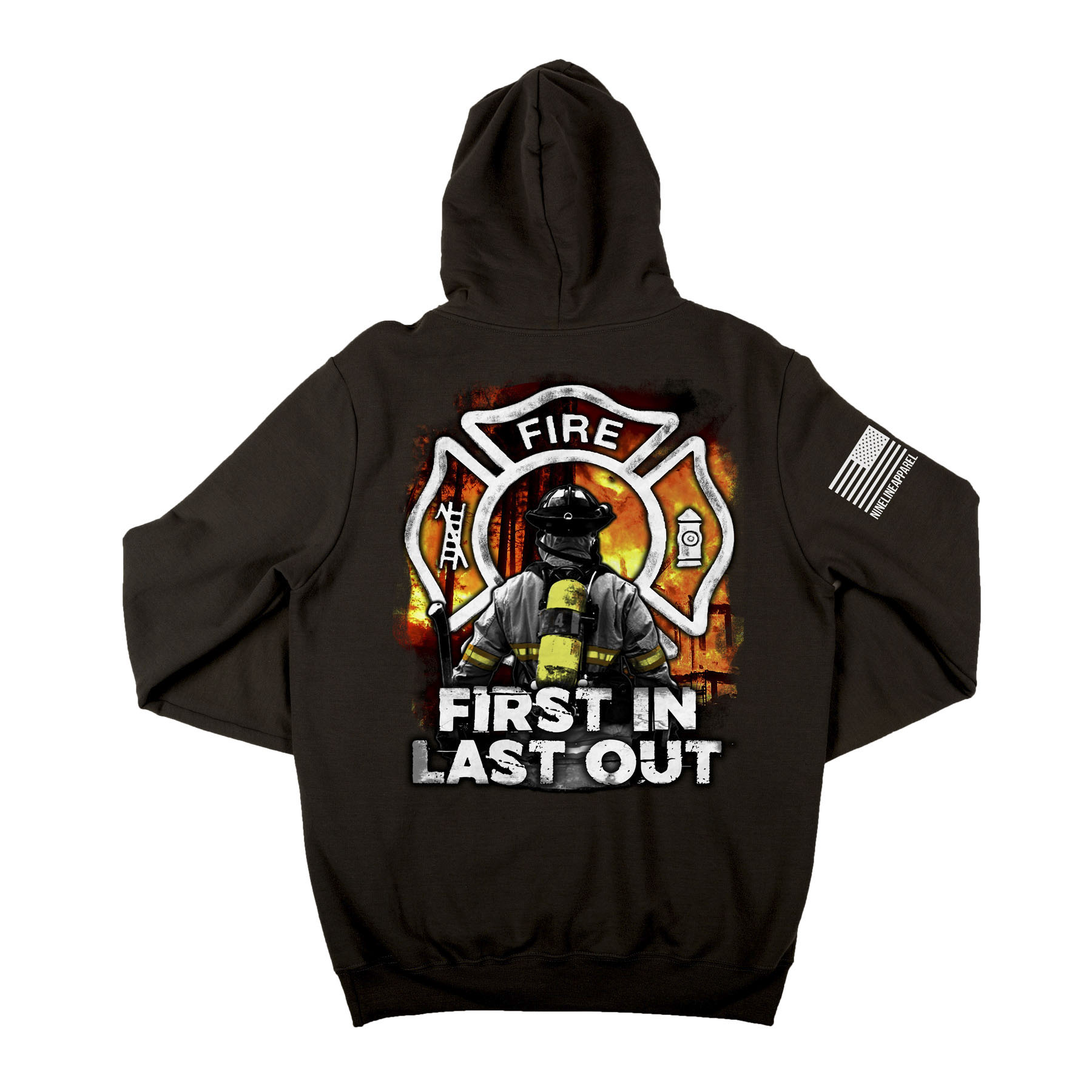 Nine Line First in Last Out Hoodie