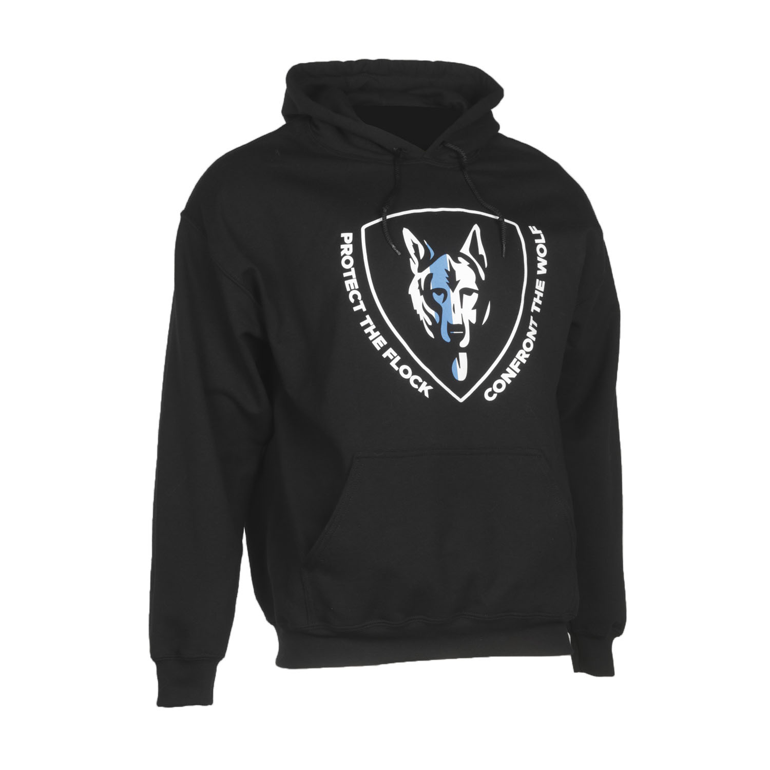 "Galls ""Protect the Flock"" Black Hoodie"