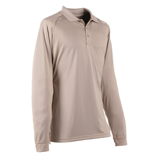 87853cbae 5.11 Tactical Men s Snag-Free Performance Long Sleeve Polo