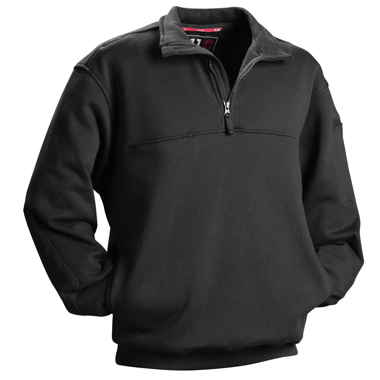 2f1bd3839e6459 5.11 Tactical Firefighter Quarter-Zip Job Shirt