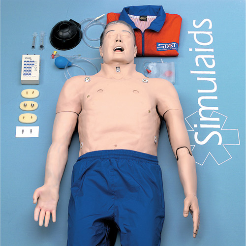 Simulaids Advanced Training Manikin
