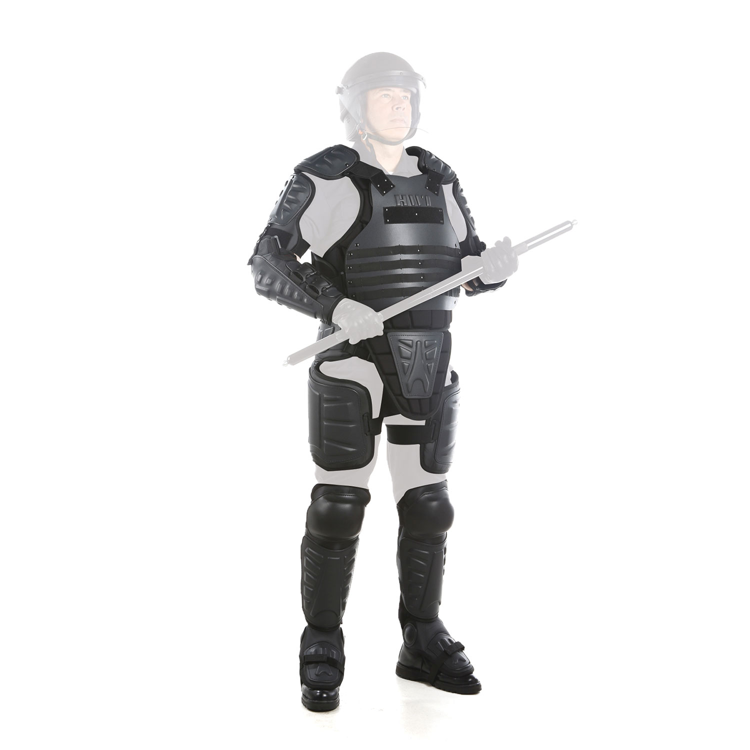HWI Gear Elite Defender Riot Suit