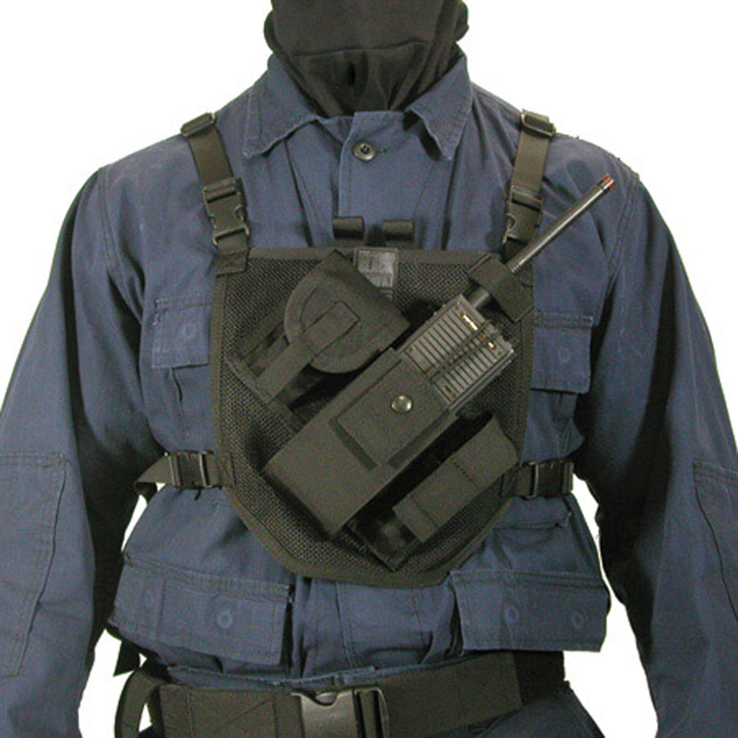 BLACKHAWK! Patrol Radio Chest Harness