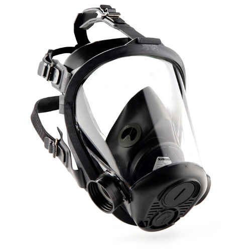 Howard Leight Survivair Opti-Fit Tactical Gas Mask