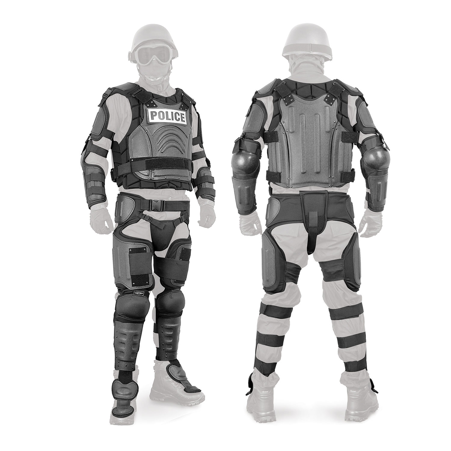 Damascus FlexForce Riot Control Suit