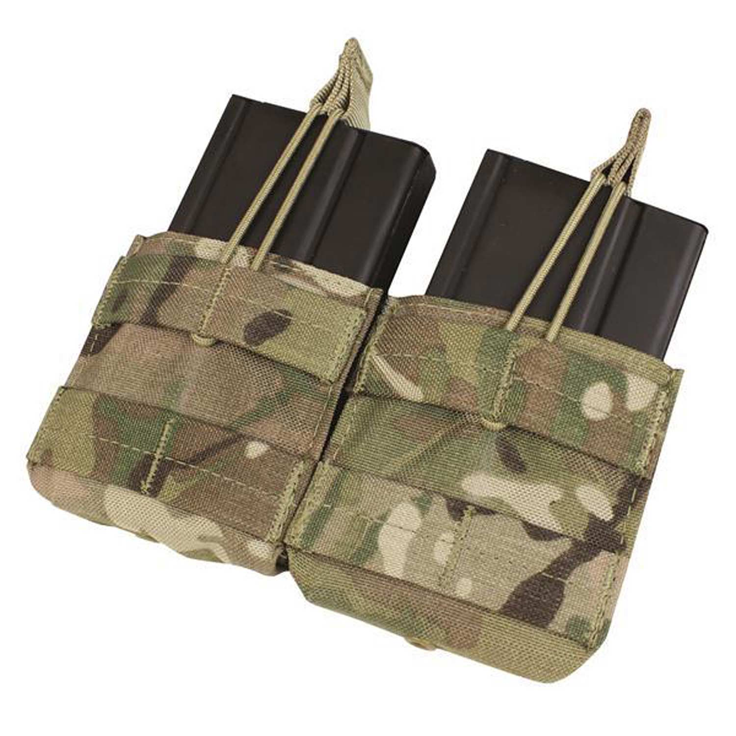 Condor Open Top M14 Double Mag Pouch