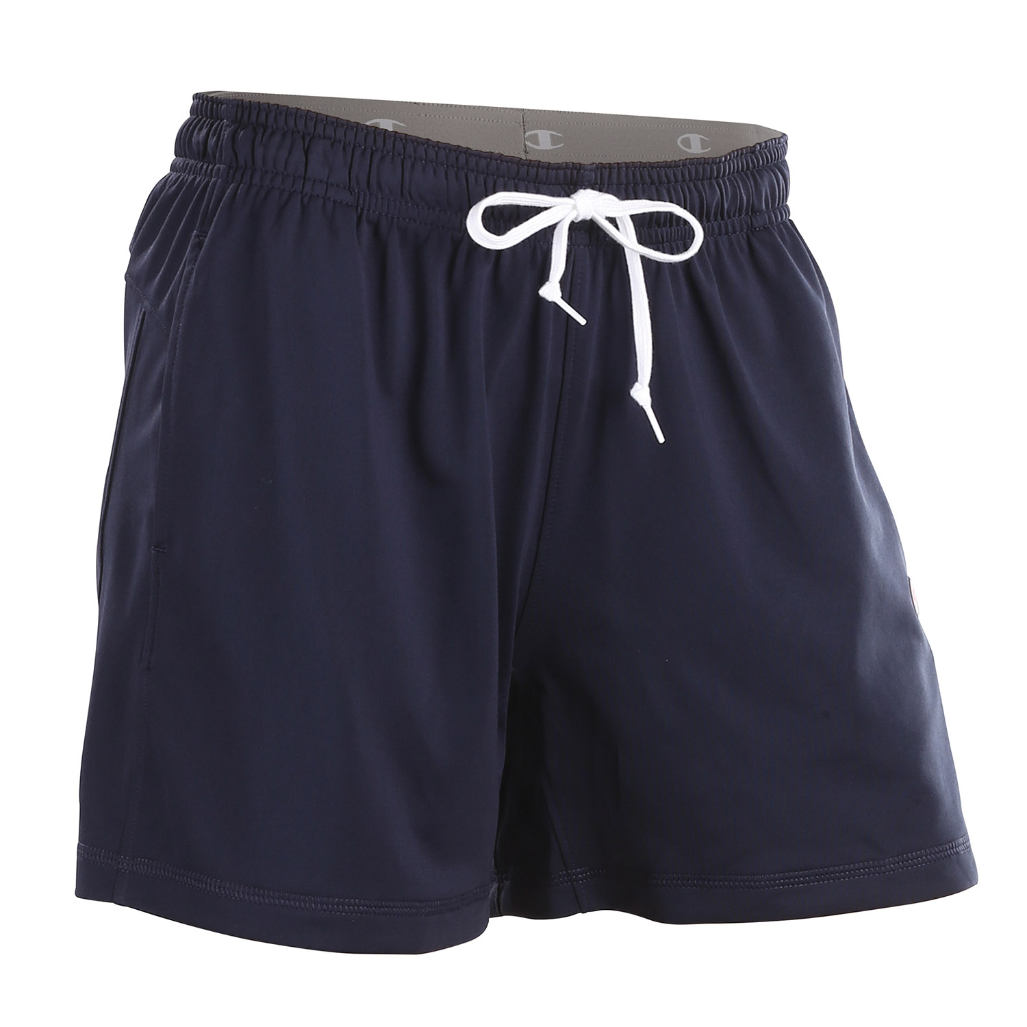 "Champion Women's Double Dry 5"" Shorts with Pockets"